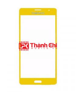 Samsung Galaxy On7 / SM-G6000 - Mặt Kính Màu Gold, Ép Kính - LPK Thành Chi Mobile