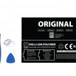 Orizin Original OBIPAM2 - Pin Ipad Mini 2 / Ipad Mini 2 Retina / Ipad Mini 3 Phiên Bản Tiêu Chuẩn, Tương Thích Các Mã A1489 / A1490 / A1491 / A1512 / A1599 / A1600, Dung Lượng Chuẩn 6450mAh - LPK Thành Chi Mobile