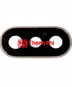 Apple Iphone X - Mặt Kính Che Camera Sau, Màu Trắng - LPK Thành Chi Mobile
