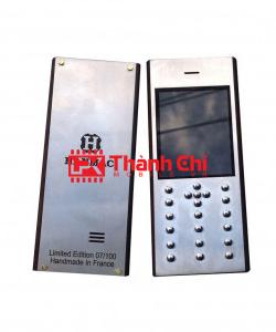 Nokia 206 - Vỏ Ráp Máy, Màu Đen - LPK Thành Chi Mobile