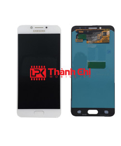 Samsung Galaxy C5 Pro 2017 / SM-C5010 - Màn Hình Nguyên Bộ Zin Ép Kính, Màu Trắng - LPK Thành Chi Mobile