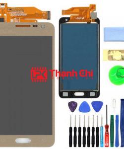 Samsung Galaxy A3 2015 / A300 - Cảm Ứng Zin Original, Màu Gold - LPK Thành Chi Mobile