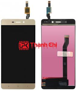 Xiaomi Redmi 4 - Cảm Ứng Zin Original, Màu Gold, Chân Connect, Ép Kính - LPK Thành Chi Mobile