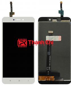 Xiaomi Redmi 4 - Cảm Ứng Zin Original, Trắng, Chân Connect, Ép Kính - LPK Thành Chi Mobile