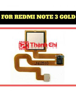 Xiaomi Redmi Note 3 - Cáp Cảm Biến Vân Tay Sau Lưng Xiaomi / Cáp Vân Tay Zin Bóc Máy, Màu Vàng Gold - LPK Thành Chi Mobile