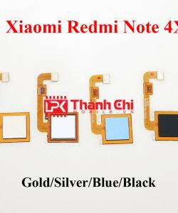 Xiaomi Redmi 4X - Cáp Cảm Biến Vân Tay Sau Lưng Xiaomi / Cáp Vân Tay Zin Bóc Máy, Màu Xanh - LPK Thành Chi Mobile