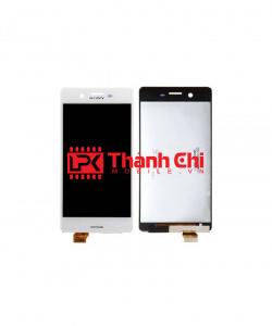Sony Xperia X / F5122 - Màn Hình Nguyên Bộ Zin Ép Kính, Màu Trắng Sữa - LPK Thành Chi Mobile