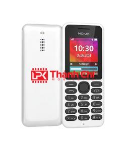 Nokia 130 - Vỏ Ráp Máy, Màu Đen - LPK Thành Chi Mobile