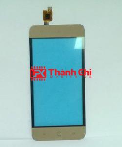 Coolpad Sky Mini E560 / K1 Mini - Cảm Ứng Zin Original, Màu Vàng Gold, Chân Connect, ép kính - LPK Thành Chi Mobile
