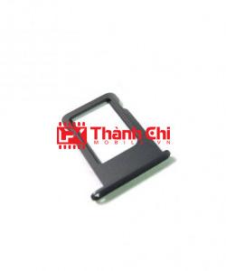 Apple Iphone XR - Khay Sim Ngoài / Khay Để Sim, Màu Đen Xám - LPK Thành Chi Mobile