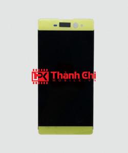 Sony Xperia X / F5122 - Màn Hình Nguyên Bộ Zin Ép Kính, Màu Vàng Đồng - LPK Thành Chi Mobile
