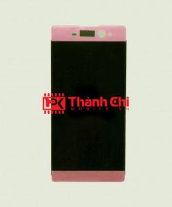 Sony Xperia XZ / XZS / G8232 / 5,2 Inch - Màn Hình Nguyên Bộ Zin Ép Kính, Màu Hồng Phấn - LPK Thành Chi Mobile