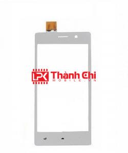 FPT X506 / F-Mobile X506 - Cảm Ứng Zin Original, Màu Trắng, Chân Connect - LPK Thành Chi Mobile