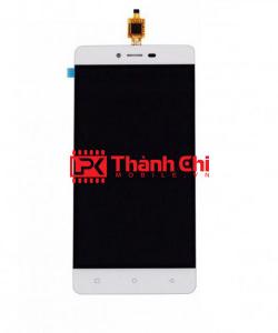 Gionee F103 - Cảm Ứng Zin Original, Màu Trắng, Chân Connect, Ép Kính - LPK Thành Chi Mobile