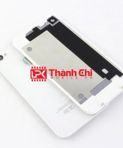 Apple Iphone 4G - Nắp Lưng Ráp Máy, Màu Trắng - LPK Thành Chi Mobile