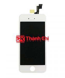 Apple Iphone 5S - Cảm Ứng Zin Liền Zon Original, Màu Trắng, Chân Connect, Ép Kính - LPK Thành Chi Mobile