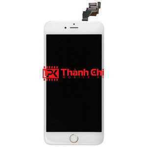 Apple Iphone 6S - Mặt Kính Liền Khung Ron, Màu Trắng, Ép Kính - LPK Thành Chi Mobile