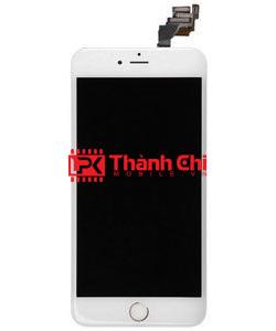 Apple Iphone 8 - Mặt Kính Liền Khung Ron, Màu Trắng, Ép Kính - LPK Thành Chi Mobile
