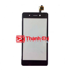 Itel A16 Plus - Cảm Ứng Zin Original, Màu Đen, Chân Connect, Ép Kính - LPK Thành Chi Mobile