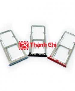 OPPO F7 - Khay Sim Ngoài / Khay Để Sim, Màu Xanh - LPK Thành Chi Mobile
