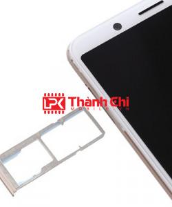 VIVO V7 / 1718 - Khay Sim Ngoài / Khay Để Sim, Màu Hồng - LPK Thành Chi Mobile