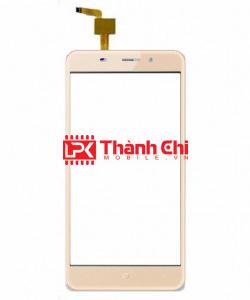 Leagoo M5 - Cảm Ứng Zin Original, Màu Hồng, Chân Connect, Ép Kính - LPK Thành Chi Mobile