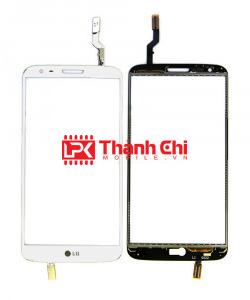 LG Optimus G2 / D801 / D802 - Cảm Ứng Zin Original, Màu Trắng, Chân Connect, Mạch Chì - LPK Thành Chi Mobile