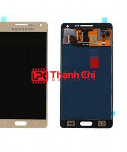 Màn Hình Nguyên Bộ Samsung Galaxy A5 2015 / A500 Zin Ép Kính, Màu Gold - LPK Thành Chi Mobile