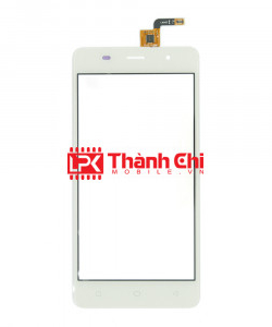 Masstel Juno Q5 - Cảm Ứng Zin Original, Màu Trắng, Chân Connect, Ép Kính - LPK Thành Chi Mobile