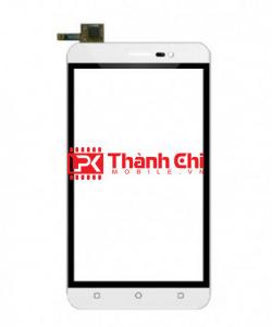 Mobiistar Prime X 2016 - Cảm Ứng Zin Original, Màu Trắng, Chân Connect, Ép Kính - LPK Thành Chi Mobile