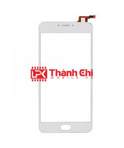 Meizu M3 Note / L681H - Cảm Ứng Zin Original, Màu Trắng, Chân Connect, Ép Kính, Loại Cáp Ngắn - LPK Thành Chi Mobile