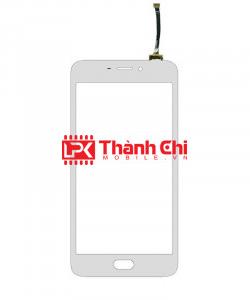 Meizu M5 / ML5 - Cảm Ứng Zin Original, Màu Trắng, Chân Connect, Ép Kính - LPK Thành Chi Mobile