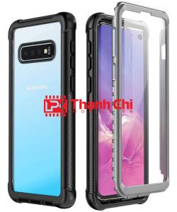 Samsung Galaxy S10 2019 / SM-G973F / SM-G973U - Nắp Lưng Ráp Máy Có Sẵn Imei, Màu Đen - LPK Thành Chi Mobile