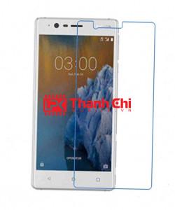 Nokia 3 Dual Sim / TA-1032 - Dán Cường Lực 5D Full Viền, Màu Trắng - LPK Thành Chi Mobile