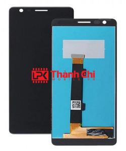 Nokia 3.1 Dual Sim 2018 / TA-1063 / TA-1049 - Màn Hình Nguyên Bộ Zin Ép Kính, Màu Trắng - LPK Thành Chi Mobile