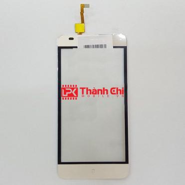 Mobell Nova S2 - Cảm Ứng Zin Original, Màu Trắng, Chân Connect, Ép Kính - LPK Thành Chi Mobile