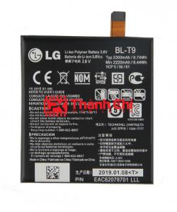 Pin LG BL-T9 Dùng Cho LG Google Nexus 5 / D820 / D821 / E980, Dung Lượng 2300 mAh - LPK Thành Chi Mobile