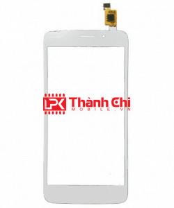 Obi Worldphone S507 - Cảm Ứng Zin Original, Màu Trắng, Chân Connect, Ép Kính - LPK Thành Chi Mobile