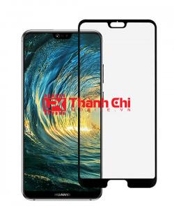 Huawei P20 Pro - Dán Cường Lực 5D Full Viền, Màu Trắng - LPK Thành Chi Mobile