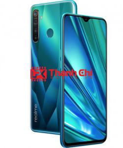 Realme 5 2019 / RMX1911 - Nắp Lưng Ráp Máy Có Sẵn Imei, Màu Xanh Pha Lê - LPK Thành Chi Mobile