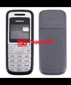 Nokia 1200 - Vỏ Ráp Máy, Màu Đen - LPK Thành Chi Mobile