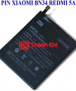 Pin Xiaomi BN34 Dùng Cho Xiaomi Redmi 5A Dual / M5A / MCT3B / Redmi Go - LPK Thành Chi Mobile