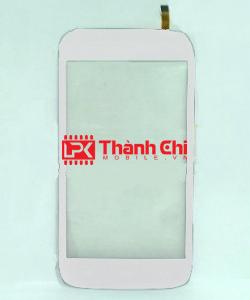 Q-mobile QS330 - Cảm Ứng High Coppy, Màu Trắng, Chân Connect - LPK Thành Chi Mobile