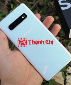 Samsung Galaxy S10 Plus 2019 / SM-G975F - Nắp Lưng Ráp Máy Có Sẵn Imei, Màu Trắng Ngọc - LPK Thành Chi Mobile
