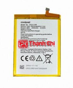 Pin Coolpad CPLD-395 Dùng Cho Coolpad E502 / R108 - LPK Thành Chi Mobile