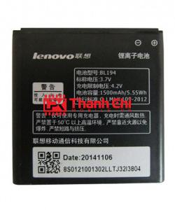 Pin Lenovo BL-194 A690 K2 A520 A780 A790E A668t A760 A288t A530 A298t A660 A698T - LPK Thành Chi Mobile