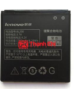 Pin Lenovo BL200 Dùng Cho Lenovo A580 / A700E, Dung Lượng 1700mAh - LPK Thành Chi Mobile
