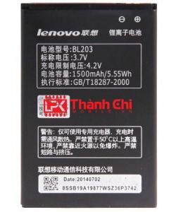 Pin Lenovo BL203/ BL214 dùng cho A369 A278T A308t A318t A66 A365E - LPK Thành Chi Mobile