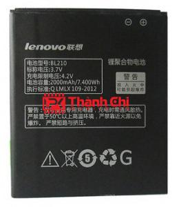 Pin Lenovo BL210 Dùng Cho Lenovo A536/A656 / A770e / A750e / A766 / A658t / A696 / S820 / S650 - LPK Thành Chi Mobile