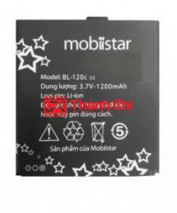 Pin Mobiistar BL120C Dùng Cho Mobiistar Touch Bean 402C - LPK Thành Chi Mobile